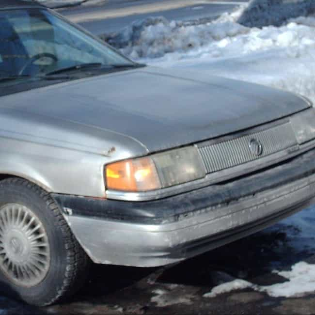 All Mercury Sedans List Of Sedans Made By Mercury