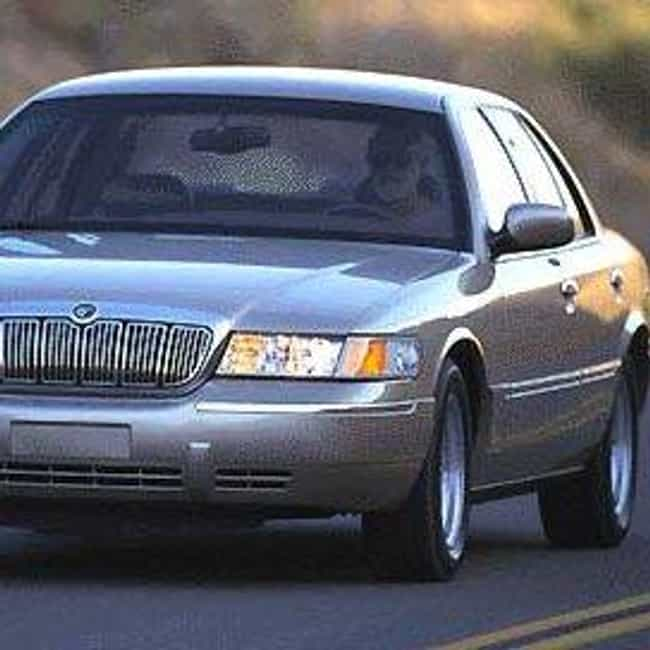2000 Mercury Grand Marquis is listed (or ranked) 3 on the list The Best Mercury Grand Marquiss of All Time