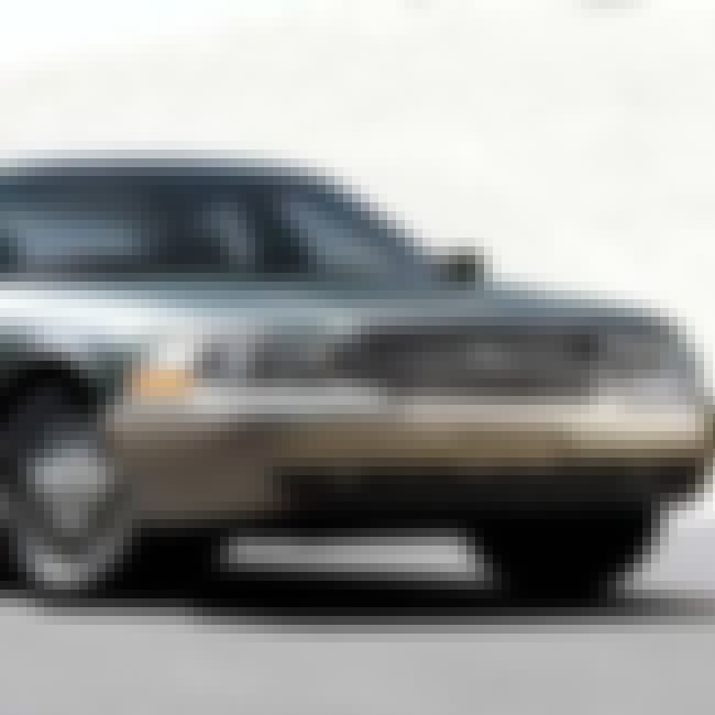2005 Mercury Grand Marquis is listed (or ranked) 1 on the list List of 2005 Mercurys