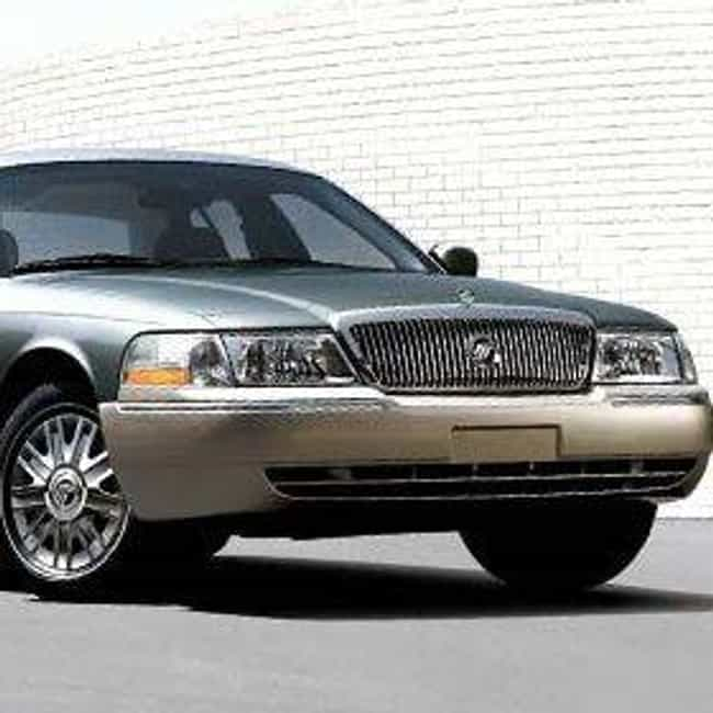 2005 mercurys list of all 2005 mercury cars 2005 mercury grand marquis is listed or ranked 1 on the list list of sciox Images