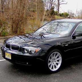 2004 BMW 745 is listed (or ranked) 7 on the list The Best BMW Sedans of All Time