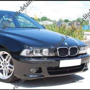 2003 BMW 530i is listed (or ranked) 5 on the list The Best BMW Sedans of All Time