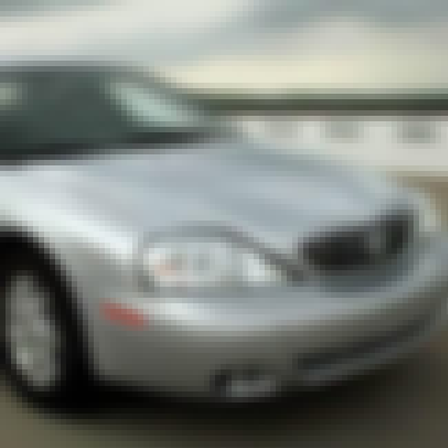 2005 Mercury Sable is listed (or ranked) 1 on the list The Best Mercury Sables of All Time