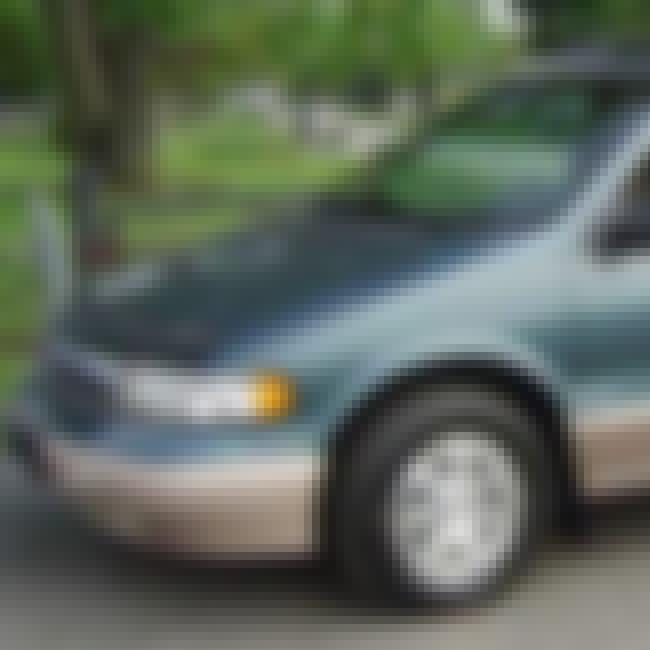 1996 Mercury Villager is listed (or ranked) 4 on the list List of Popular Mercury Minivans