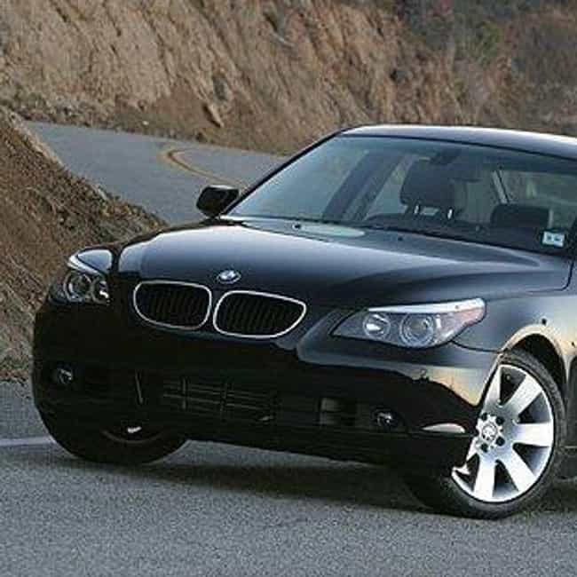 2004 BMW 525 is listed (or ranked) 1 on the list The Best BMW 525s of All Time