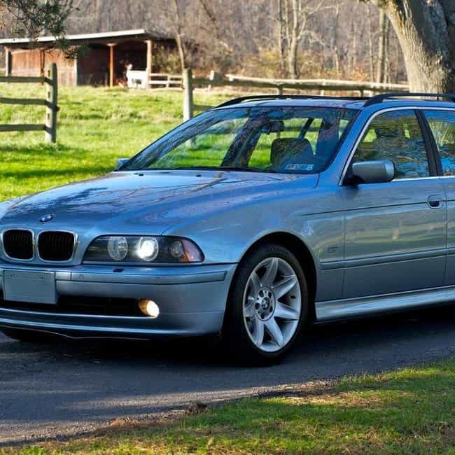 2003 BMW 525 Wagon is listed (or ranked) 2 on the list The Best BMW 525s of All Time