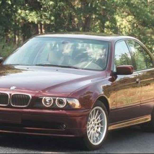 2002 BMW 525 Sedan is listed (or ranked) 3 on the list The Best BMW 525s of All Time