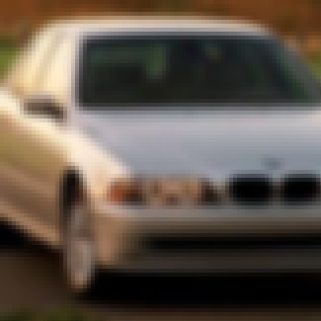 2001 BMW 525 is listed (or ranked) 1 on the list List of Popular BMW 525s