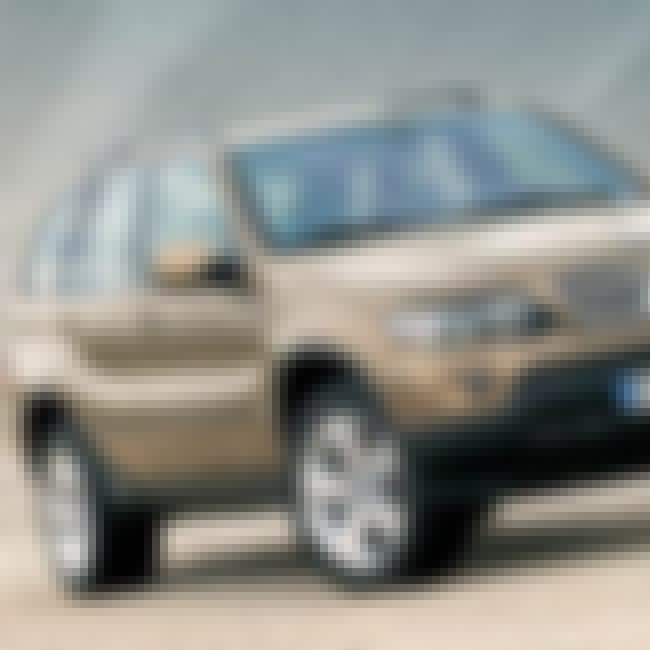 2004 BMW X5 is listed (or ranked) 1 on the list List of 2004 BMWs