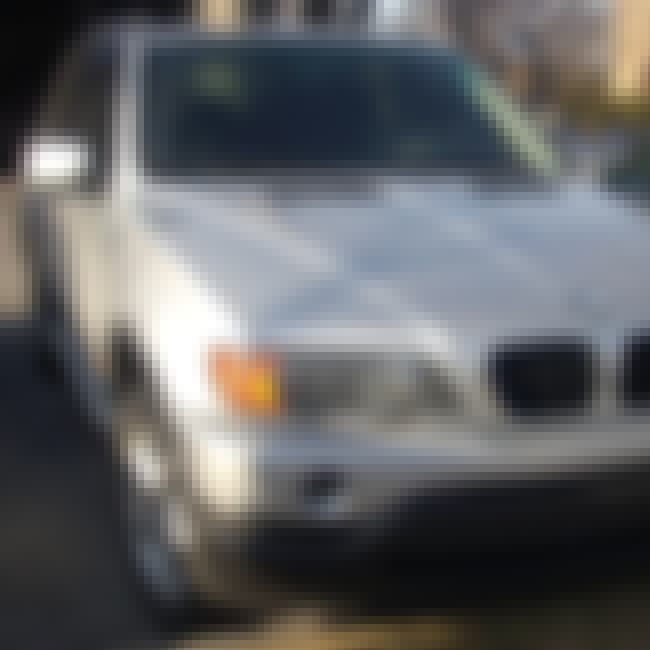 2003 BMW X5 is listed (or ranked) 2 on the list The Best BMW X5s of All Time