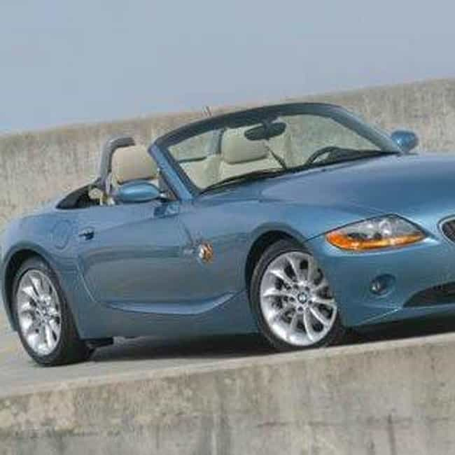 2004 BMW Z4 is listed (or ranked) 2 on the list The Best BMW Z4s of All Time