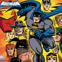 Batman: The Brave and the Bold is listed (or ranked) 19 on the list The Best DC Comic Book TV Shows of All Time