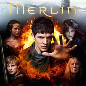 Merlin is listed (or ranked) 1 on the list The Best Teen Sci-Fi And Fantasy TV Series