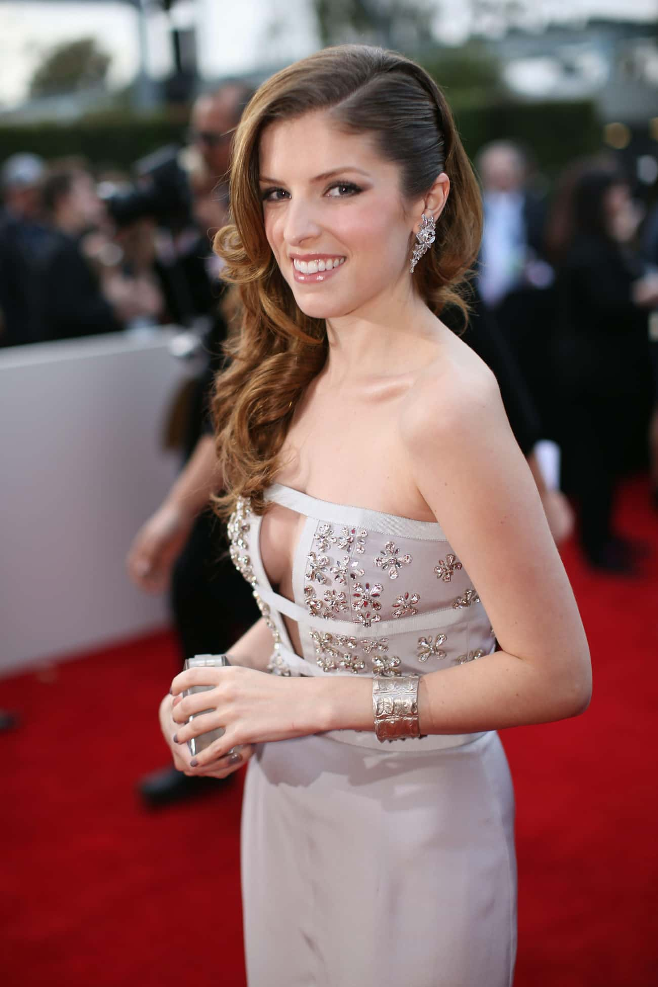 Anna Kendrick is listed (or ranked) 3 on the list Who Is America's Sweetheart in 2019?