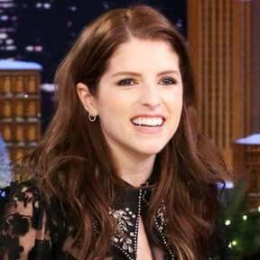 Anna Kendrick is listed (or ranked) 13 on the list Which Celeb Do You Want as Your Introverted Best Friend?