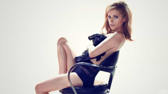 Anna Kendrick is listed (or ranked) 3 on the list The Most Attractive Female Pop Stars