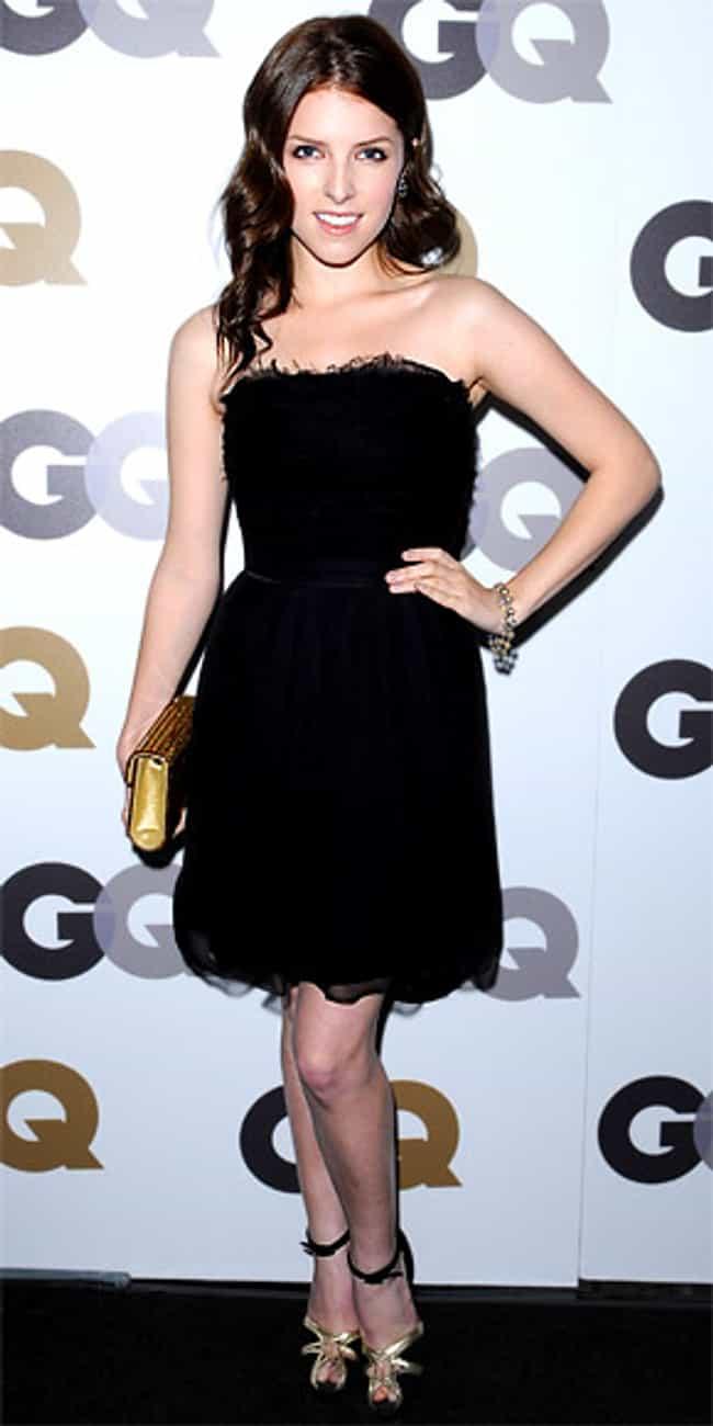 Anna Kendrick is listed (or ranked) 1 on the list Alberta Ferretti Dressed on Celebrities