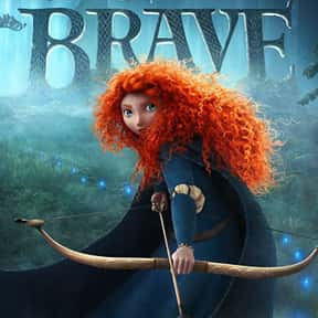 Brave is listed (or ranked) 14 on the list The Best Movies for Young Girls