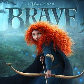 Brave is listed (or ranked) 7 on the list Great Movies About Very Smart Young Girls