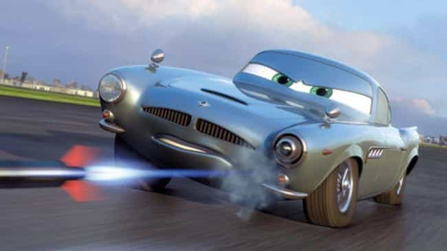 Cars 2 is listed (or ranked) 5 on the list Kids' Movies That Proved Surprisingly Controversial