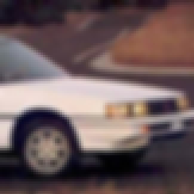 1985 Mitsubishi Galant is listed (or ranked) 1 on the list List of Popular Mitsubishi Sedans