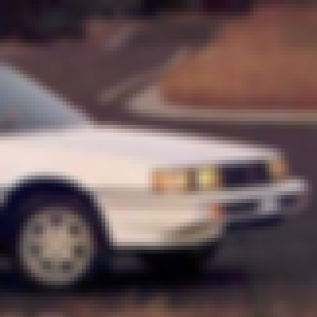 1986 Mitsubishi Galant is listed (or ranked) 3 on the list List of Popular Mitsubishi Sedans