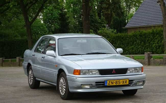 1991 Mitsubishi Galant H... is listed (or ranked) 3 on the list List of 1991 Mitsubishis