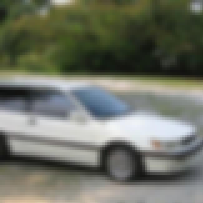 1988 Mitsubishi Mirage Hatchba... is listed (or ranked) 3 on the list List of Popular Mitsubishi Hatchbacks