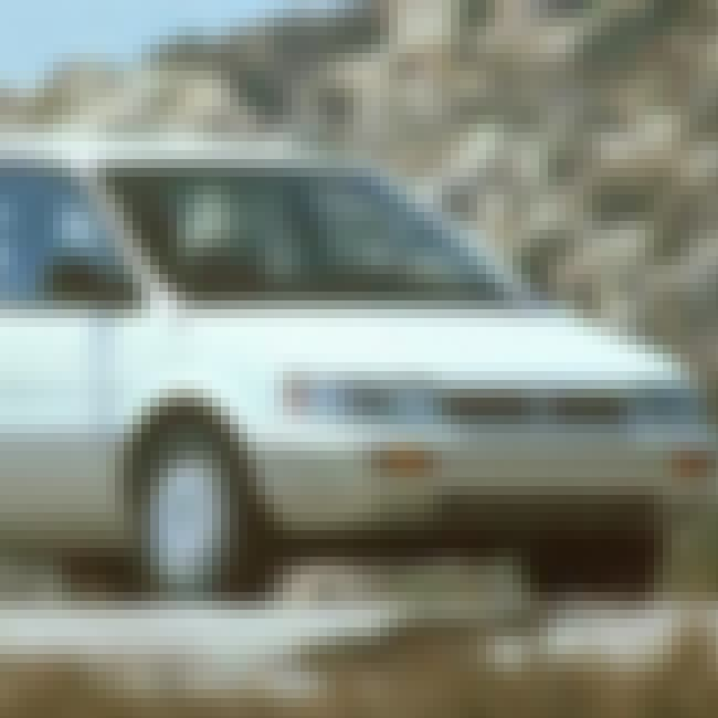 1992 Mitsubishi Expo is listed (or ranked) 4 on the list List of 1992 Mitsubishis
