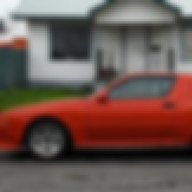 1987 Mitsubishi Starion is listed (or ranked) 3 on the list List of Popular Mitsubishi Starions