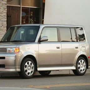 2005 Scion xB is listed (or ranked) 2 on the list The Best Scions of All Time