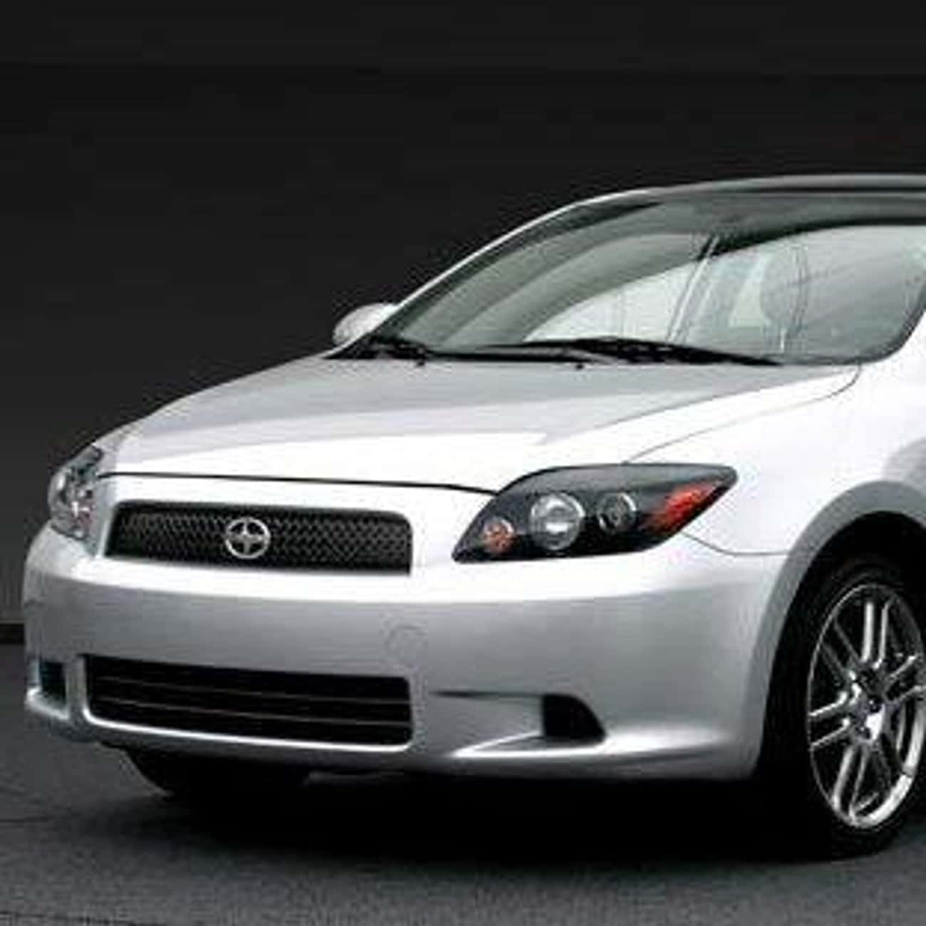 2008 Scion tC is listed (or ranked) 4 on the list The Best Scion TCs of All Time