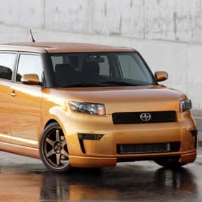 2008 Scion xB is listed (or ranked) 4 on the list The Best Scions of All Time