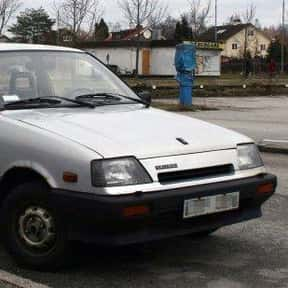 1985 Suzuki SA-310 is listed (or ranked) 17 on the list List of Popular Hatchbacks