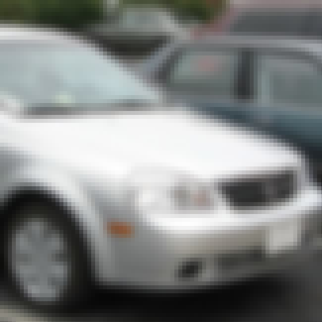 2008 Suzuki Forenza Sedan is listed (or ranked) 3 on the list The Best Daewoo Lacettis of All Time