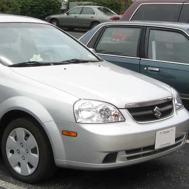 All Daewoo Lacetti Cars | List of Por Daewoo Lacettis with ...