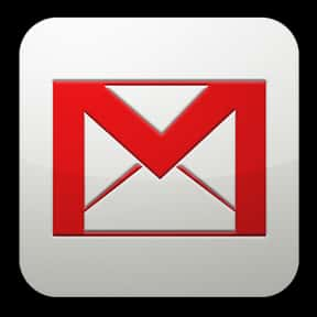 Gmail is listed (or ranked) 3 on the list The Top Must-Have Indispensable Mobile Apps