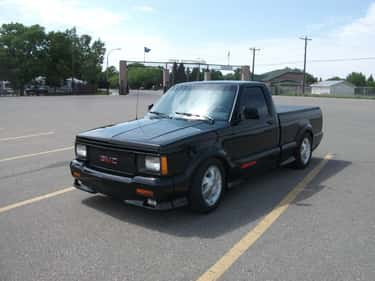 1991 GMC Syclone is listed (or ranked) 2 on the list The Fastest Cars That Only Look Slow
