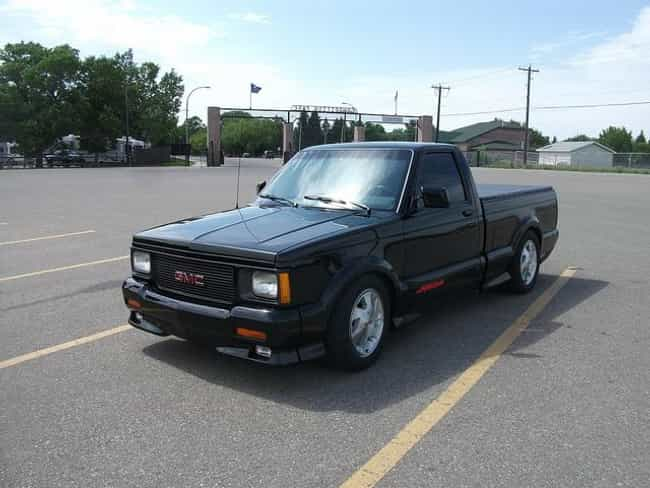 GMC Syclone is listed (or ranked) 1 on the list The Fastest Cars That Only Look Slow