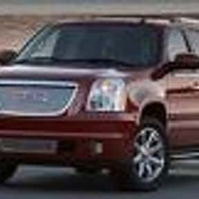 GMC Yukon is listed (or ranked) 24 on the list The Best Car Values