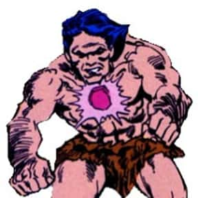 Gnarrk is listed (or ranked) 12 on the list The Best Caveman Characters of All Time