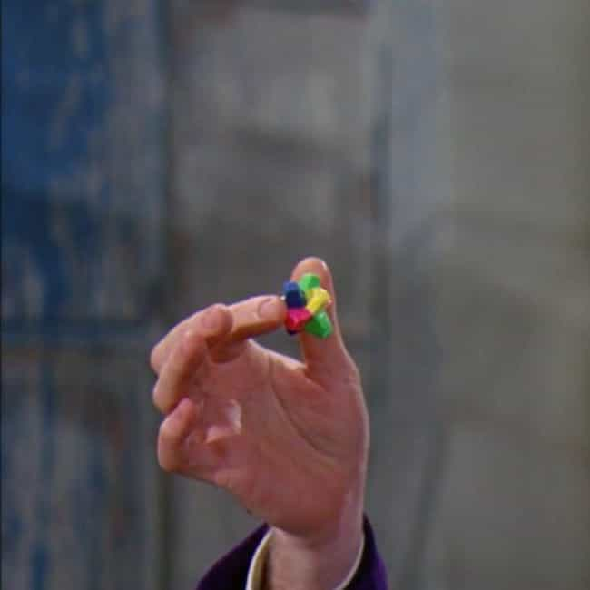 Gobstopper is listed (or ranked) 2 on the list Fictional Foods You Most Want To Eat