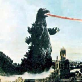 Godzilla is listed (or ranked) 21 on the list The Fictional Monsters You'd Least Like to Have After You