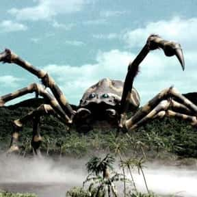 Godzilla: Final Wars is listed (or ranked) 19 on the list Movies That Have Spiders In Them