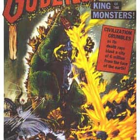 Godzilla, King of the Monsters is listed (or ranked) 19 on the list The Best Sci-Fi Movies of the 1950s