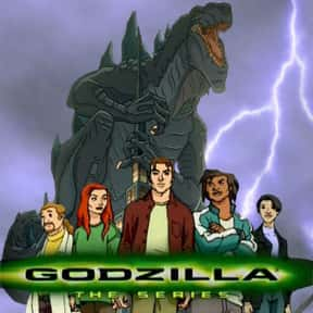 Godzilla: The Series is listed (or ranked) 12 on the list Paget Brewster TV Show/Series Credits