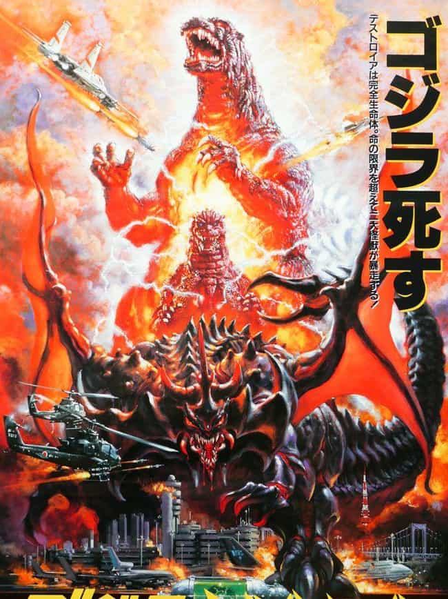 Godzilla vs. Destoroyah is listed (or ranked) 1 on the list The Best 'Godzilla' Movies Ever, Ranked