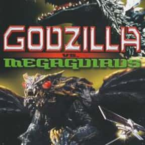 Godzilla vs. Megaguirus is listed (or ranked) 23 on the list The Best Monster Movies of the 2000s