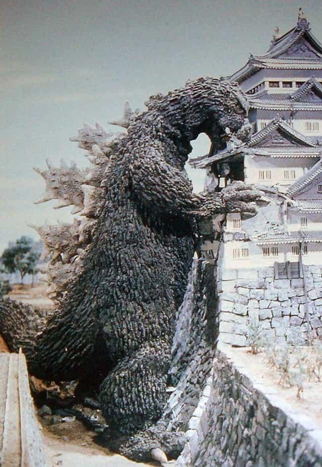 Godzilla vs. Mothra is listed (or ranked) 2 on the list The Visual Evolution Of Godzilla