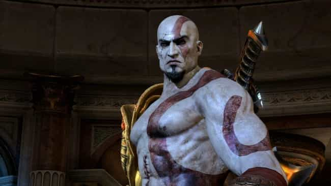 God of War is listed (or ranked) 4 on the list Video Games Set In Hell, Ranked By How Much The Devil Would Approve